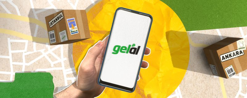 GELAL - ANIMATED COMMERCIAL FILM